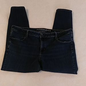 American Eagle Jeggings Size 18 Short